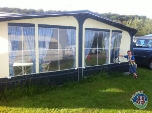 Camping på Thurø