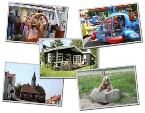 Sommerferie på Djursland